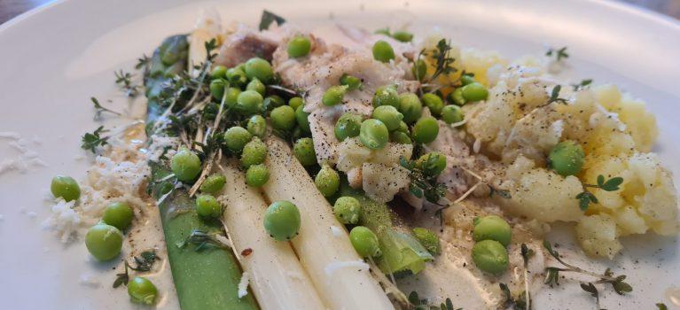 havtaske asparges